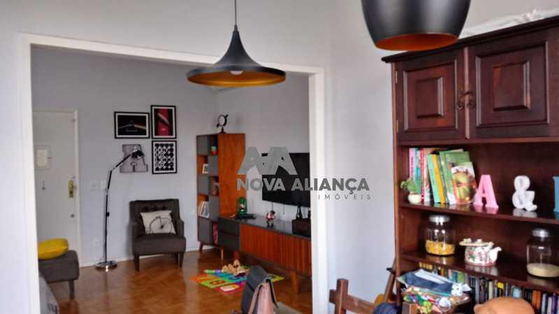 MO10 - Apartamento à venda Rua Henrique Morize,Grajaú, Rio de Janeiro - R$ 470.000 - NTAP21536 - 1