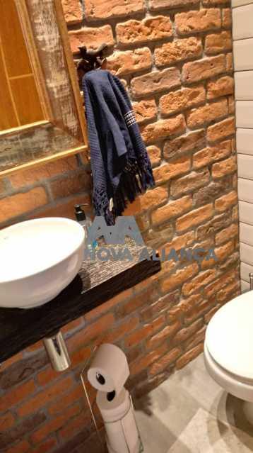 MO15 - Apartamento à venda Rua Henrique Morize,Grajaú, Rio de Janeiro - R$ 470.000 - NTAP21536 - 16