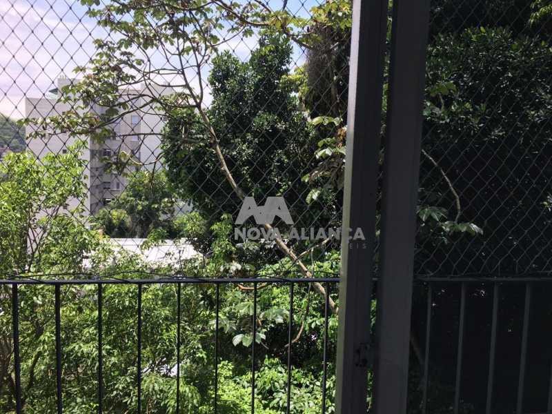 1 - Apartamento à venda Rua Conde de Bonfim,Tijuca, Rio de Janeiro - R$ 595.000 - NBAP31981 - 3