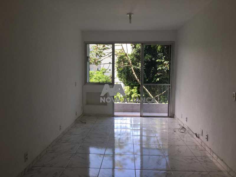 2 - Apartamento à venda Rua Conde de Bonfim,Tijuca, Rio de Janeiro - R$ 595.000 - NBAP31981 - 1