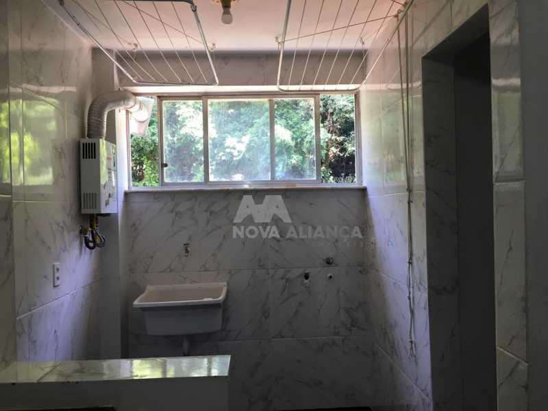 17 - Apartamento à venda Rua Conde de Bonfim,Tijuca, Rio de Janeiro - R$ 595.000 - NBAP31981 - 17