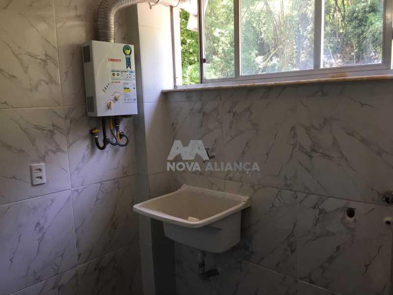 18 - Apartamento à venda Rua Conde de Bonfim,Tijuca, Rio de Janeiro - R$ 595.000 - NBAP31981 - 18