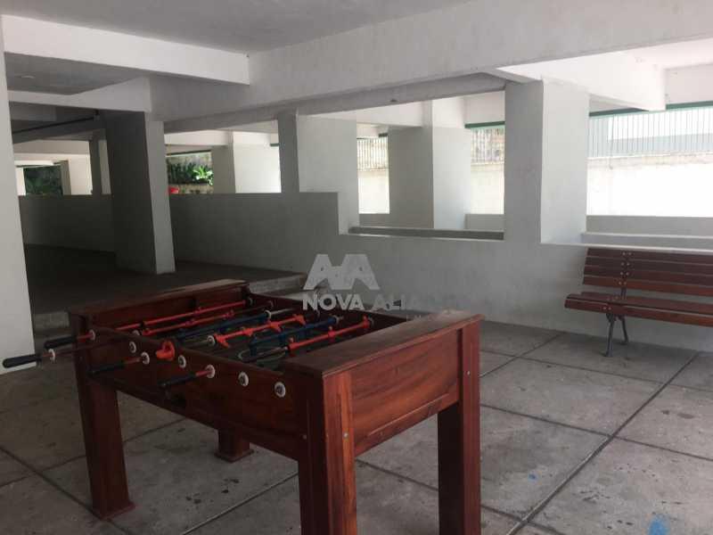 22 - Apartamento à venda Rua Conde de Bonfim,Tijuca, Rio de Janeiro - R$ 595.000 - NBAP31981 - 21