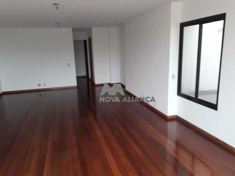 20191206_1053570 - Cobertura à venda Rua Professor Hermes Lima,Recreio dos Bandeirantes, Rio de Janeiro - R$ 1.200.000 - NICO40121 - 4