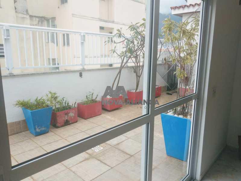 22 - Cobertura à venda Rua Barão de Itaipu,Andaraí, Rio de Janeiro - R$ 680.000 - NTCO20058 - 23