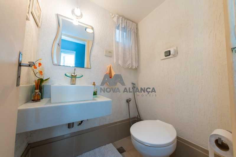 banheiro  - Cobertura à venda Rua Doutor Satamini,Tijuca, Rio de Janeiro - R$ 1.100.000 - NTCO30119 - 21