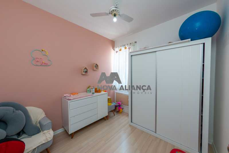 quarto - Cobertura à venda Rua Doutor Satamini,Tijuca, Rio de Janeiro - R$ 1.100.000 - NTCO30119 - 17