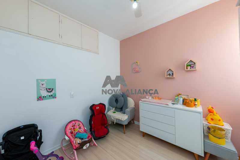 quarto - Cobertura à venda Rua Doutor Satamini,Tijuca, Rio de Janeiro - R$ 1.100.000 - NTCO30119 - 18