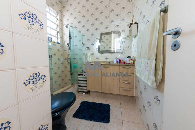 banheiro social - Cobertura à venda Rua Doutor Satamini,Tijuca, Rio de Janeiro - R$ 1.100.000 - NTCO30119 - 25