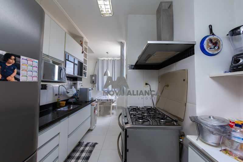 cozinha  - Cobertura à venda Rua Doutor Satamini,Tijuca, Rio de Janeiro - R$ 1.100.000 - NTCO30119 - 26