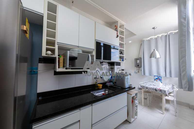 cozinha - Cobertura à venda Rua Doutor Satamini,Tijuca, Rio de Janeiro - R$ 1.100.000 - NTCO30119 - 27