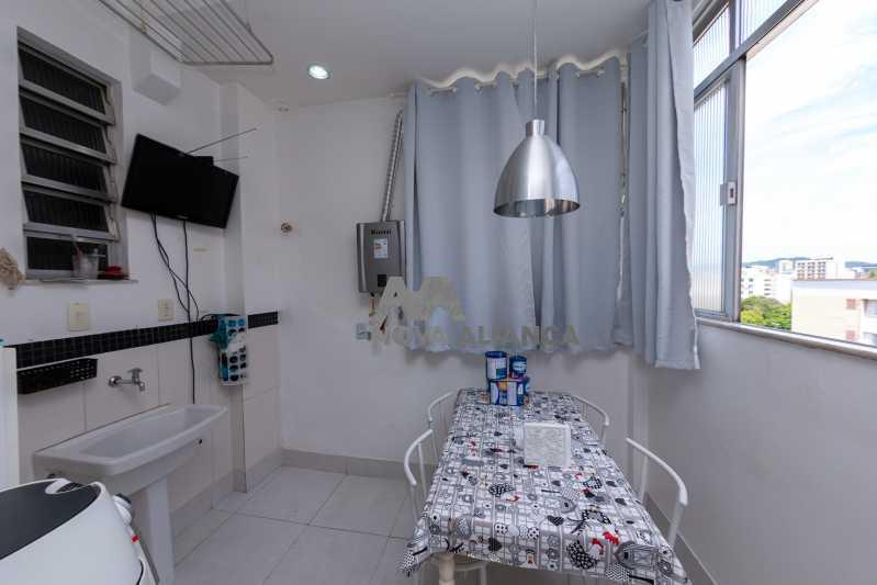 área de serviço - Cobertura à venda Rua Doutor Satamini,Tijuca, Rio de Janeiro - R$ 1.100.000 - NTCO30119 - 28