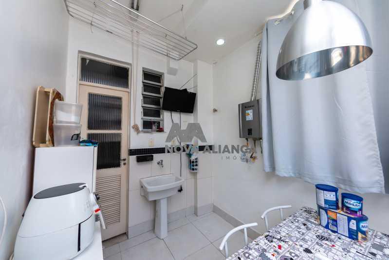 área de serviço - Cobertura à venda Rua Doutor Satamini,Tijuca, Rio de Janeiro - R$ 1.100.000 - NTCO30119 - 29