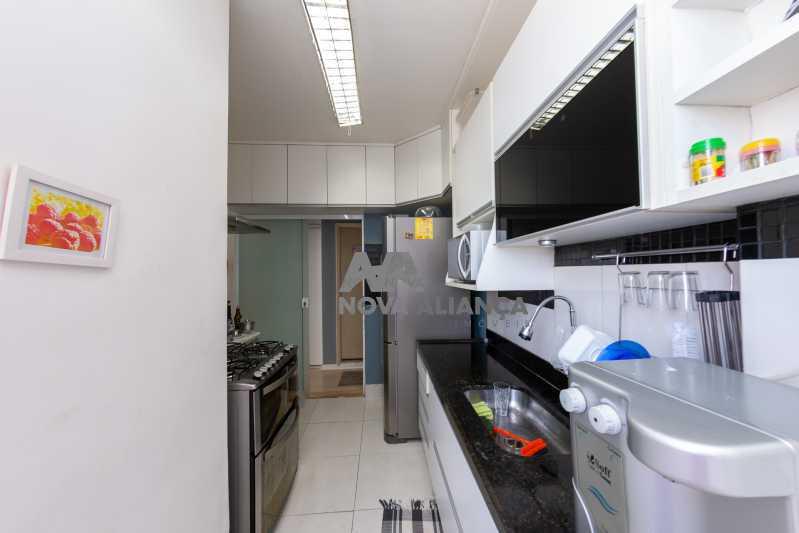 cozinha - Cobertura à venda Rua Doutor Satamini,Tijuca, Rio de Janeiro - R$ 1.100.000 - NTCO30119 - 31