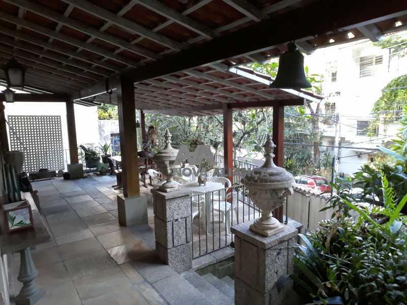 foto0 - Casa à venda Rua Araucaria,Jardim Botânico, Rio de Janeiro - R$ 4.000.000 - NICA40030 - 1