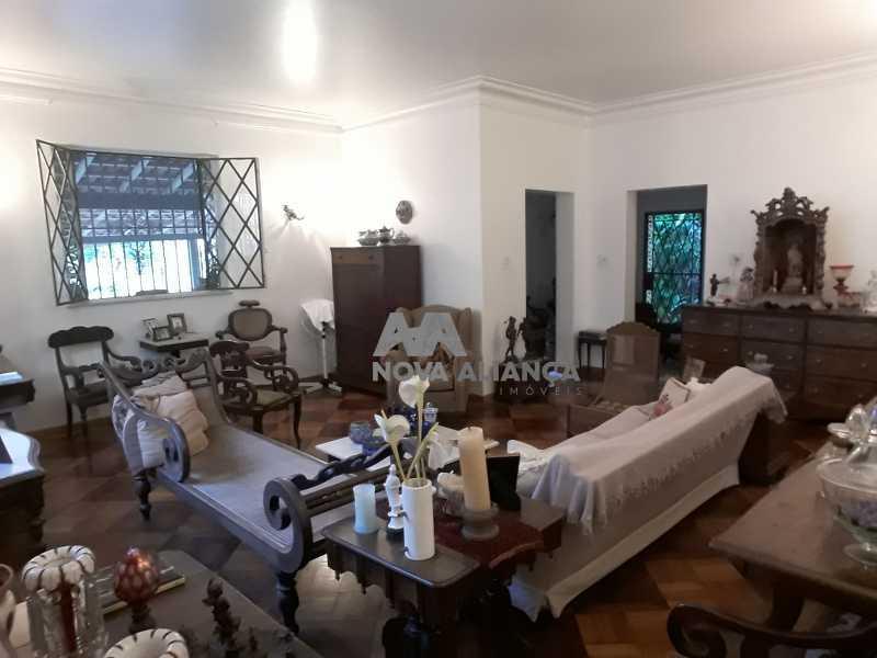 foto3 - Casa à venda Rua Araucaria,Jardim Botânico, Rio de Janeiro - R$ 4.000.000 - NICA40030 - 5