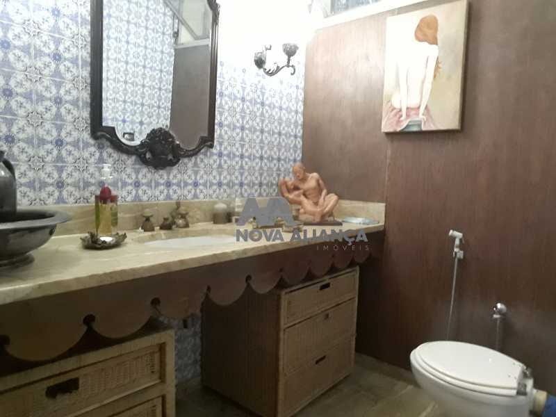 foto5 - Casa à venda Rua Araucaria,Jardim Botânico, Rio de Janeiro - R$ 4.000.000 - NICA40030 - 7
