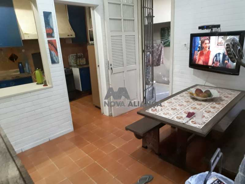 foto8 - Casa à venda Rua Araucaria,Jardim Botânico, Rio de Janeiro - R$ 4.000.000 - NICA40030 - 10