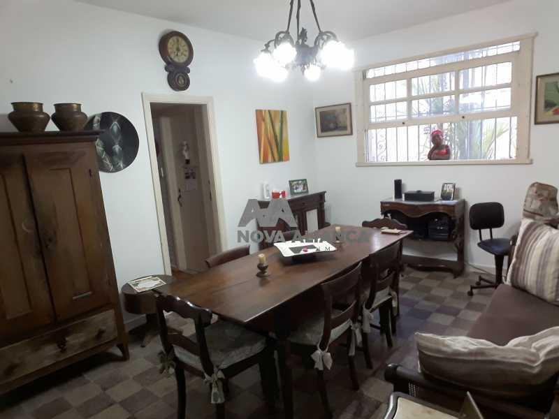 foto10 - Casa à venda Rua Araucaria,Jardim Botânico, Rio de Janeiro - R$ 4.000.000 - NICA40030 - 11