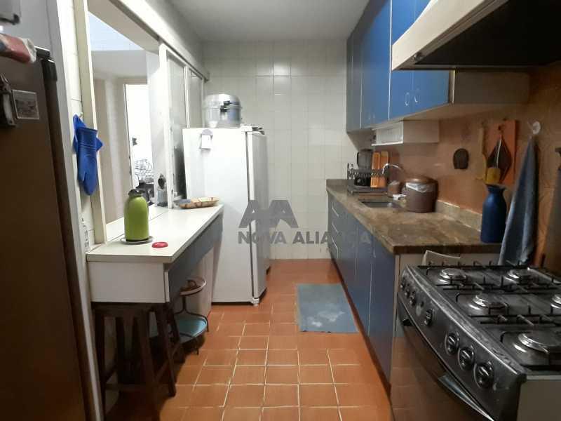 foto11 - Casa à venda Rua Araucaria,Jardim Botânico, Rio de Janeiro - R$ 4.000.000 - NICA40030 - 12