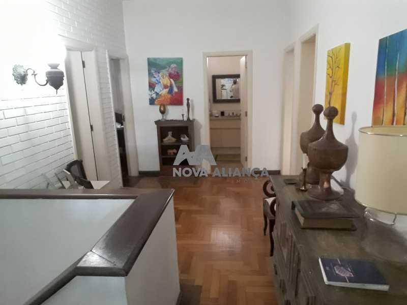 foto12 - Casa à venda Rua Araucaria,Jardim Botânico, Rio de Janeiro - R$ 4.000.000 - NICA40030 - 13