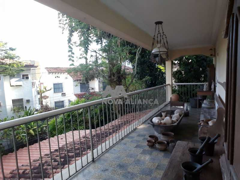 foto19 - Casa à venda Rua Araucaria,Jardim Botânico, Rio de Janeiro - R$ 4.000.000 - NICA40030 - 20