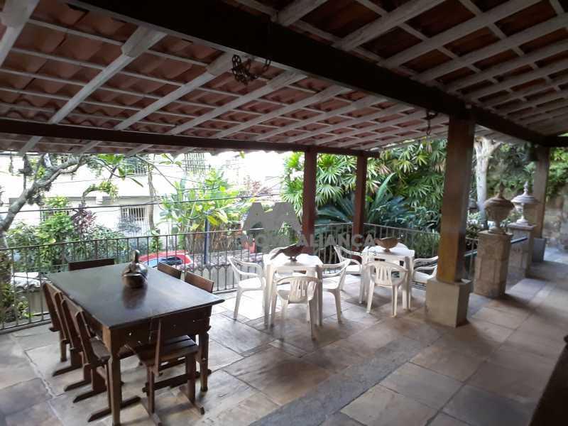 foto21 - Casa à venda Rua Araucaria,Jardim Botânico, Rio de Janeiro - R$ 4.000.000 - NICA40030 - 22