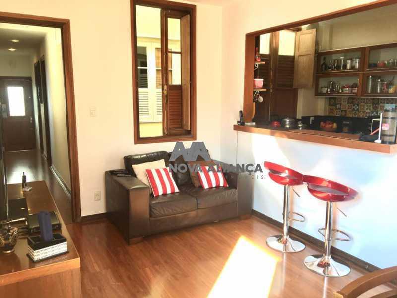 WhatsApp Image 2020-10-22 at 1 - Casa à venda Rua Cardoso Júnior,Laranjeiras, Rio de Janeiro - R$ 1.350.000 - NBCA40051 - 1