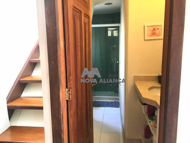 WhatsApp Image 2020-10-22 at 1 - Casa à venda Rua Cardoso Júnior,Laranjeiras, Rio de Janeiro - R$ 1.350.000 - NBCA40051 - 10