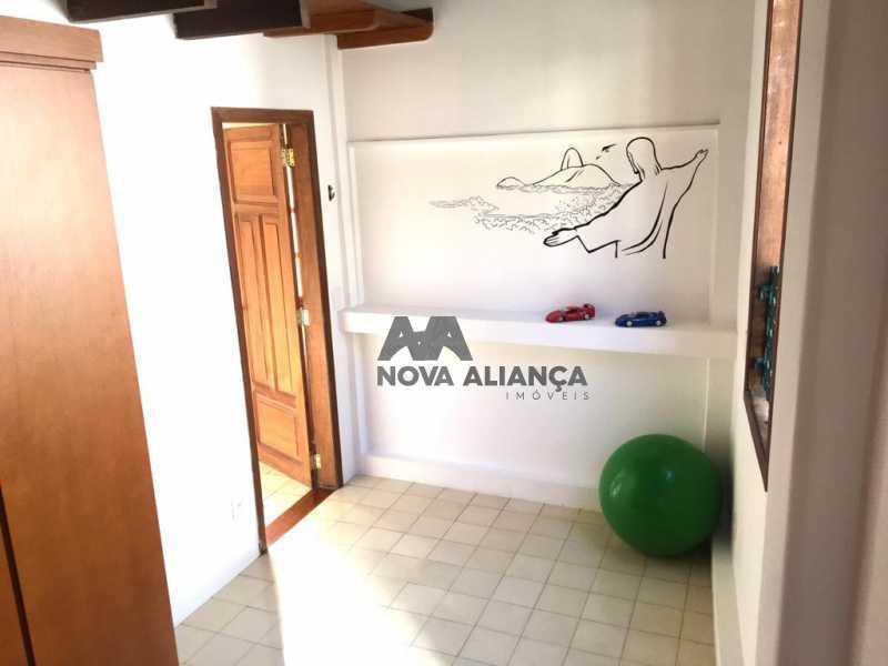 WhatsApp Image 2020-10-22 at 1 - Casa à venda Rua Cardoso Júnior,Laranjeiras, Rio de Janeiro - R$ 1.350.000 - NBCA40051 - 18
