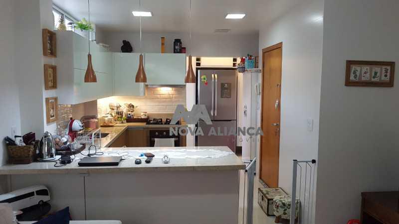 1 - Apartamento 2 quartos à venda Grajaú, Rio de Janeiro - R$ 410.000 - NTAP21582 - 1