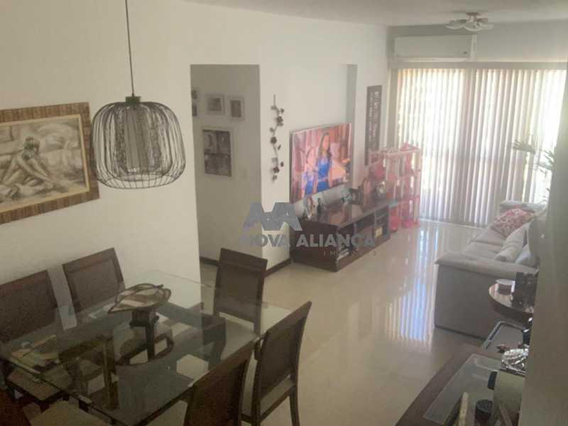 01 - Apartamento à venda Avenida Marechal Rondon,Rocha, Rio de Janeiro - R$ 350.000 - NTAP21589 - 1
