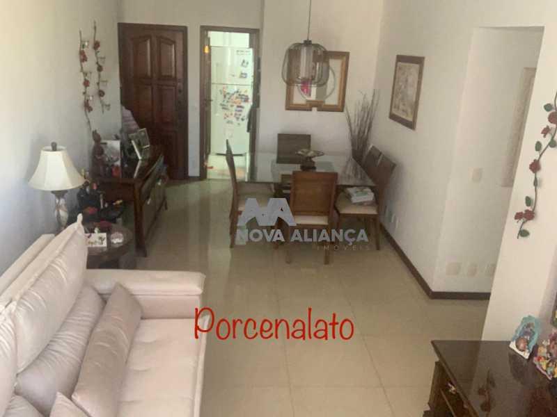 02 - Apartamento à venda Avenida Marechal Rondon,Rocha, Rio de Janeiro - R$ 350.000 - NTAP21589 - 3