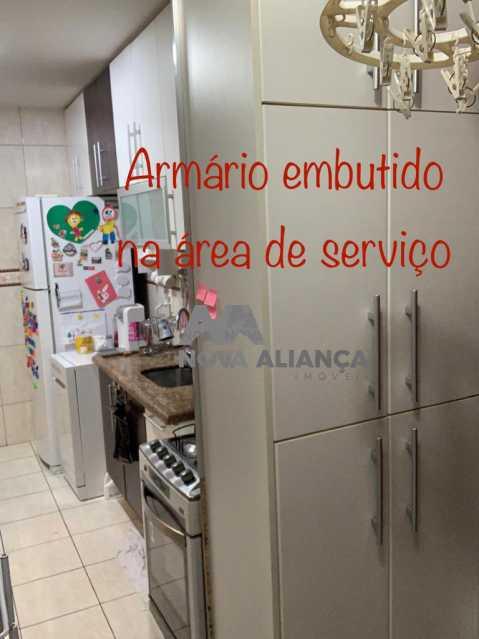12 - Apartamento à venda Avenida Marechal Rondon,Rocha, Rio de Janeiro - R$ 350.000 - NTAP21589 - 13