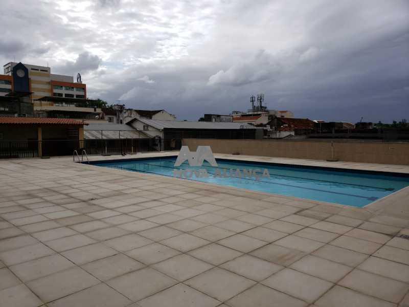 18 - Apartamento à venda Avenida Marechal Rondon,Rocha, Rio de Janeiro - R$ 350.000 - NTAP21589 - 19