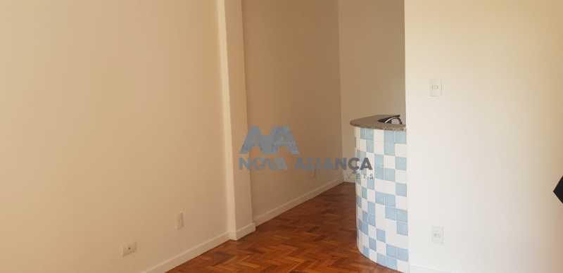 1. - Apartamento 1 quarto à venda Gávea, Rio de Janeiro - R$ 650.000 - NBAP10938 - 4