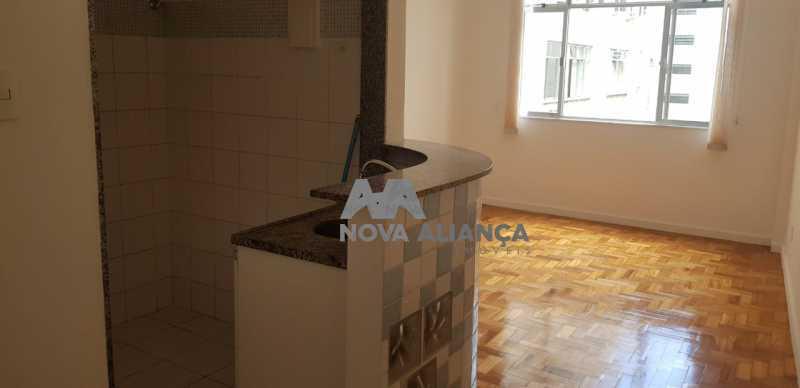 4. - Apartamento 1 quarto à venda Gávea, Rio de Janeiro - R$ 650.000 - NBAP10938 - 1