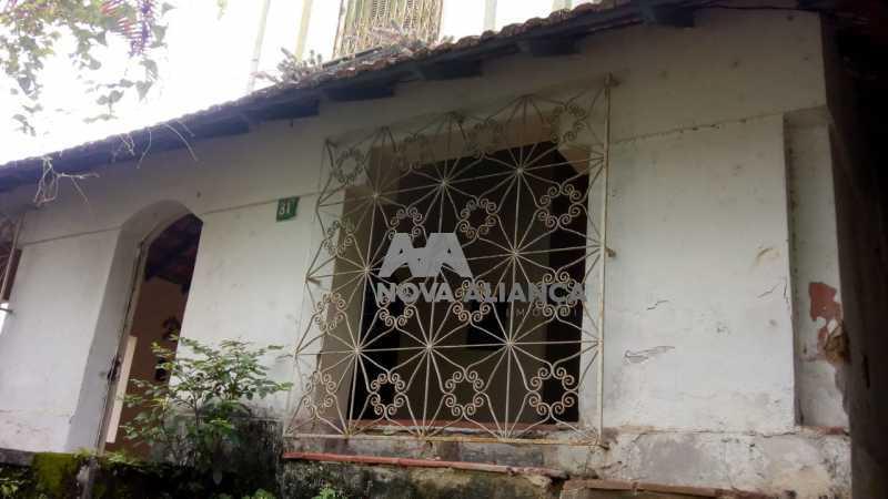 1 - Casa 3 quartos à venda Tijuca, Rio de Janeiro - R$ 450.000 - NTCA30061 - 1
