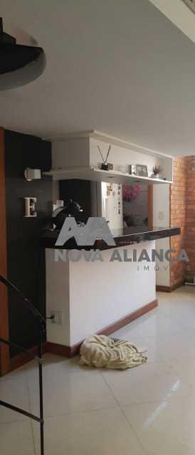 0d92b7c6-ea51-470b-8552-56362b - Apartamento 1 quarto à venda Praça da Bandeira, Rio de Janeiro - R$ 450.000 - NFAP11143 - 1