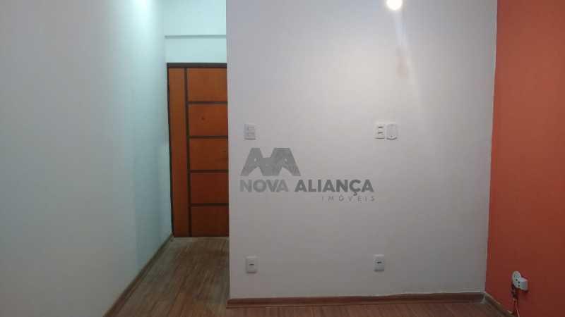 1aaq. - Apartamento à venda Rua Marquês de São Vicente,Gávea, Rio de Janeiro - R$ 750.000 - NBAP10948 - 1