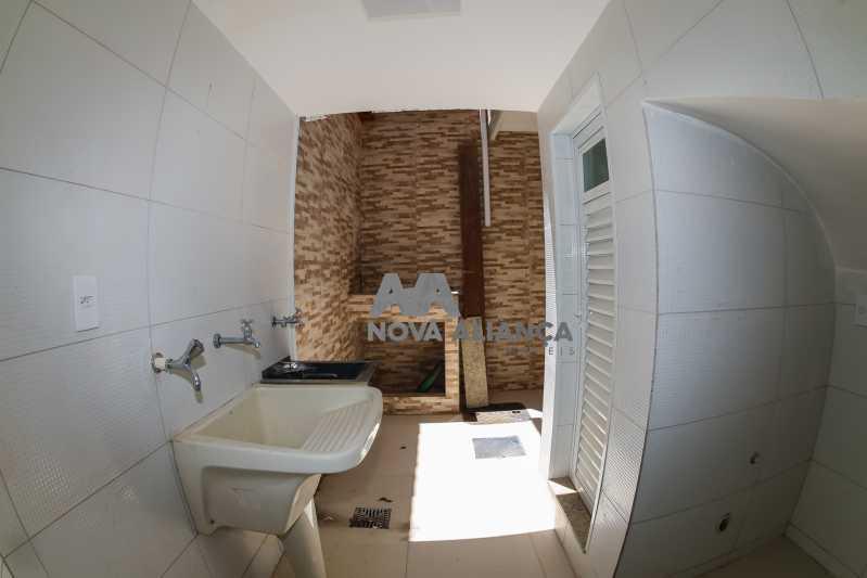 IMG_7477 - Casa em Condomínio à venda Rua Marquês de Valença,Tijuca, Rio de Janeiro - R$ 1.190.000 - NTCN30014 - 24