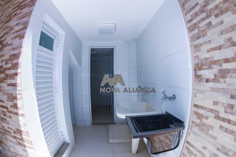 IMG_7479 - Casa em Condomínio à venda Rua Marquês de Valença,Tijuca, Rio de Janeiro - R$ 1.190.000 - NTCN30014 - 25