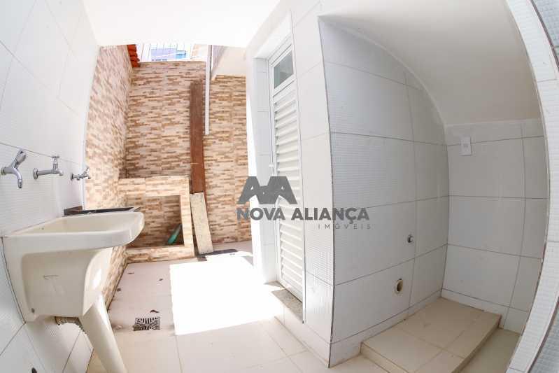 IMG_7481 - Casa em Condomínio à venda Rua Marquês de Valença,Tijuca, Rio de Janeiro - R$ 1.190.000 - NTCN30014 - 30