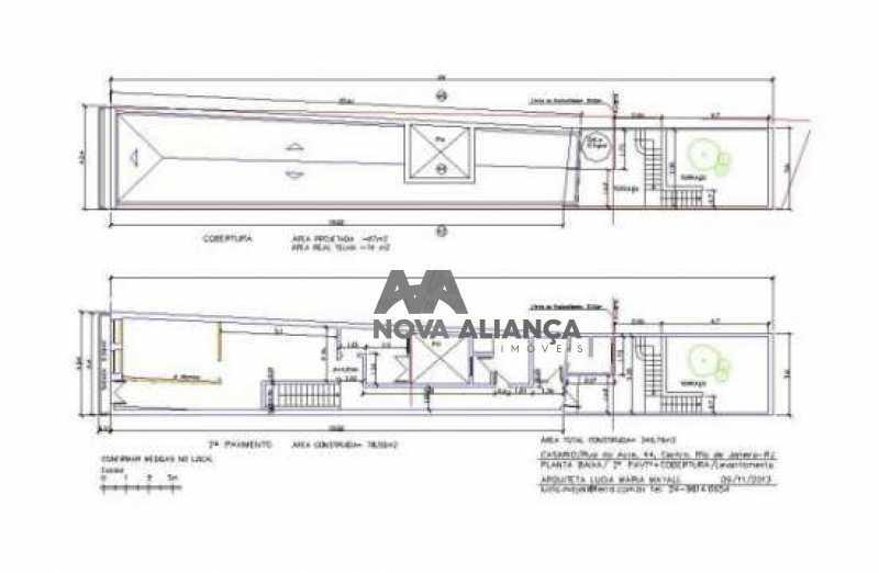 5e4023792584f023b6eae2527c2d73 - Prédio 300m² à venda Rua Acre,Centro, Rio de Janeiro - R$ 1.500.000 - NIPR00015 - 4