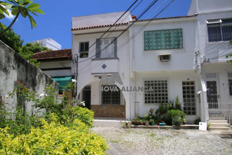IMG_7499 - Casa em Condomínio à venda Rua Marquês de Valença,Tijuca, Rio de Janeiro - R$ 499.000 - NTCN20015 - 1