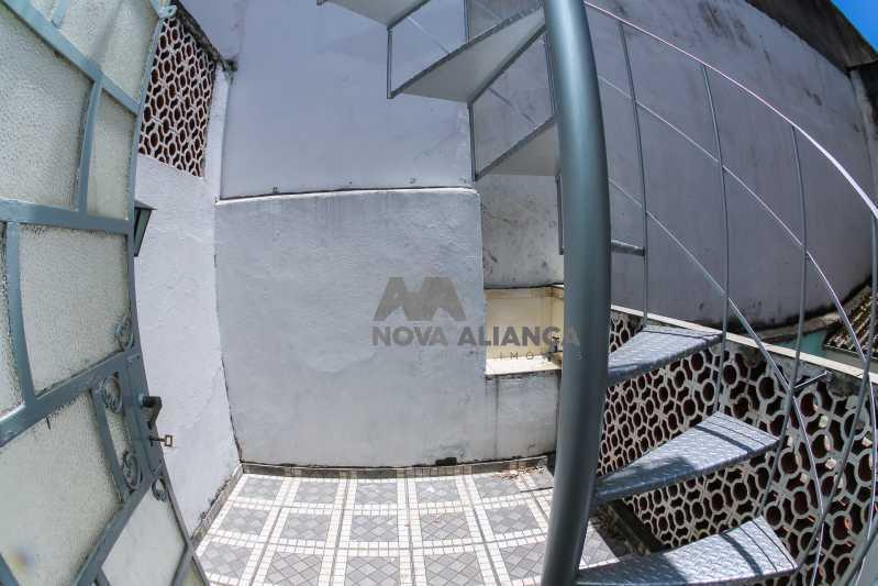 IMG_7526 - Casa em Condomínio à venda Rua Marquês de Valença,Tijuca, Rio de Janeiro - R$ 499.000 - NTCN20015 - 25