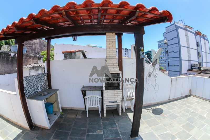 IMG_7528 - Casa em Condomínio à venda Rua Marquês de Valença,Tijuca, Rio de Janeiro - R$ 499.000 - NTCN20015 - 27