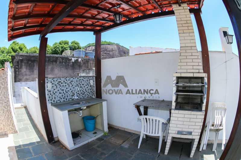 IMG_7531 - Casa em Condomínio à venda Rua Marquês de Valença,Tijuca, Rio de Janeiro - R$ 499.000 - NTCN20015 - 30