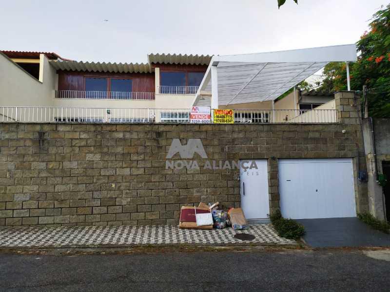 1. - Casa 4 quartos à venda Jardim Guanabara, Rio de Janeiro - R$ 1.660.000 - NFCA40044 - 5