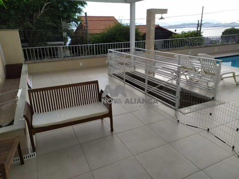 3. - Casa 4 quartos à venda Jardim Guanabara, Rio de Janeiro - R$ 1.660.000 - NFCA40044 - 7
